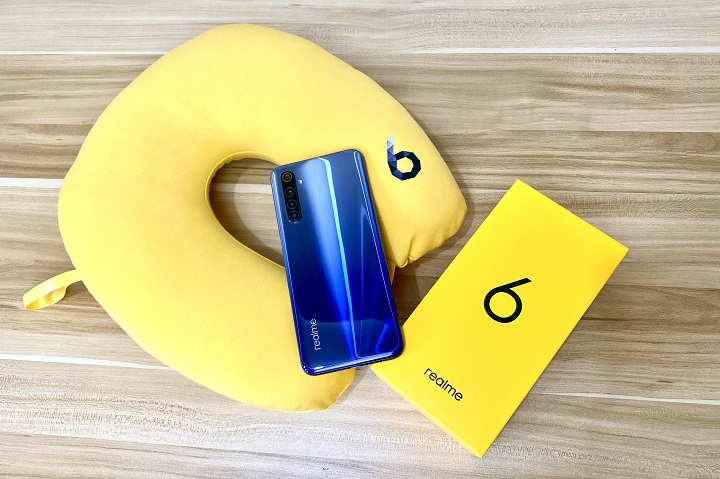 Realme 6 Unboxing Philippines