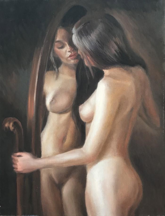 Красота женского тела. Serg F. Herms
