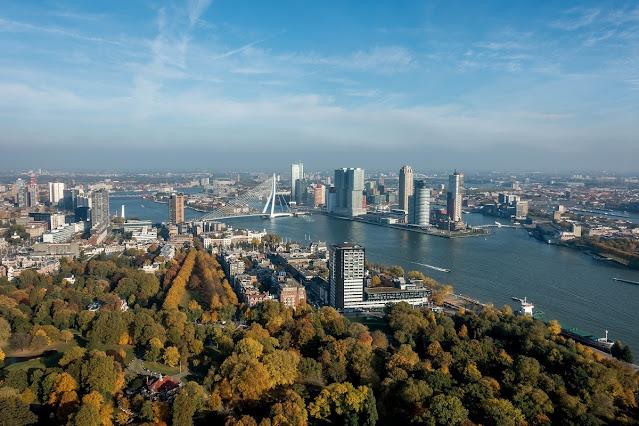 اجمل المدن السياحية في هولندا