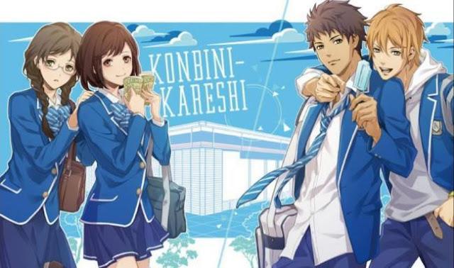 Konbini Kareshi - Anime Romance School 2017 Terbaik