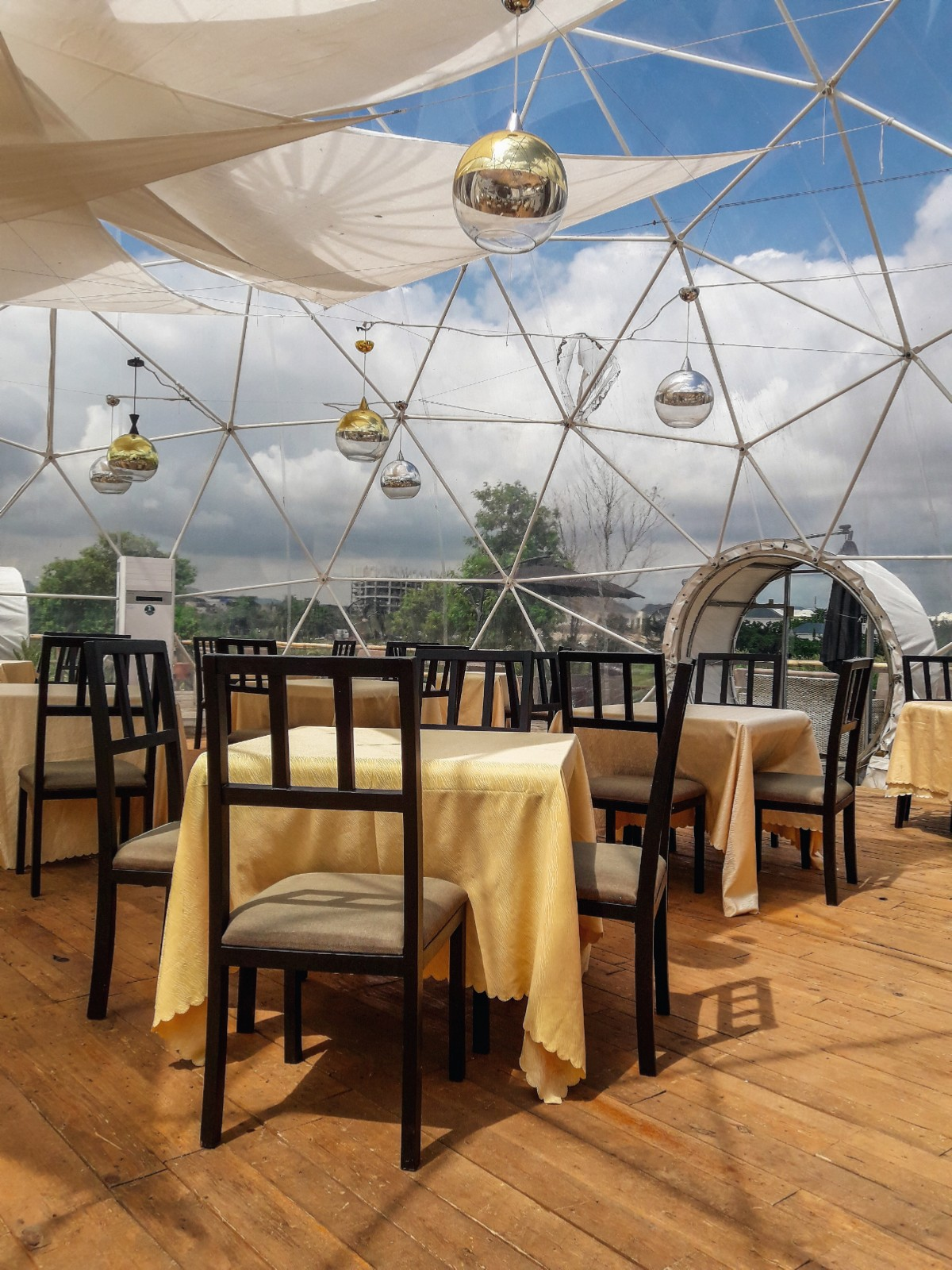 Pier Restaurant and Lounge Abuja