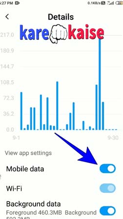 enable-mobile-data-to-download-chrome-update