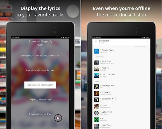 download Deezer Music Premium Apk Gratis terbaru