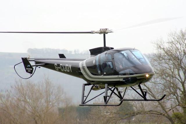 Enstrom 480B Multirole Helicopter