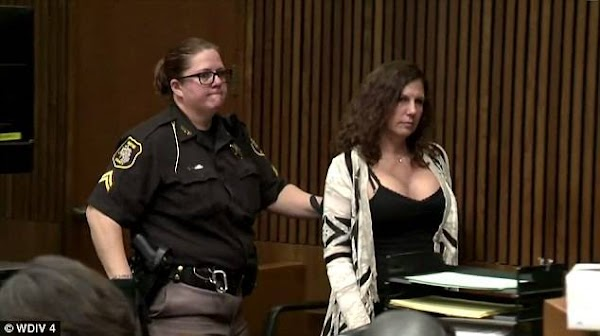Judge Throws Drunk Driver's Mom In Jail For Laughing At Victim's Family