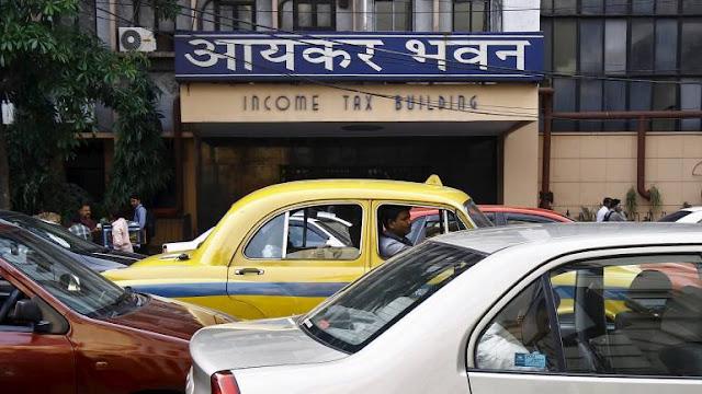 কলকাতা জুড়ে চলছে আয়কর দপ্তরের তল্লাশি