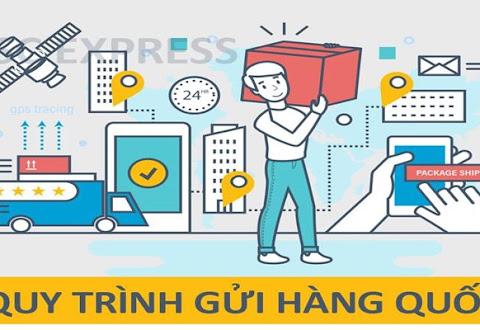 Quy trình giao nhận hàng tại gửi hàng siêu tốc HTL Express