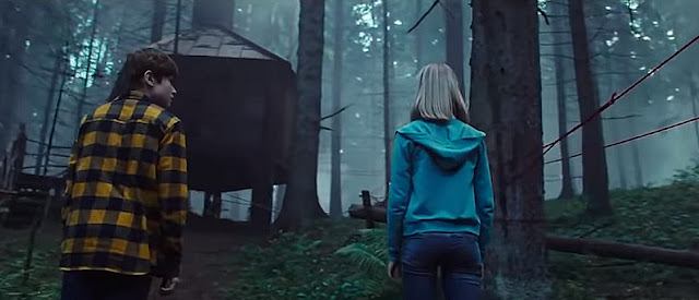 Sinopsis Film Horror Baba Yaga: Terror of the Dark Forest (2019)