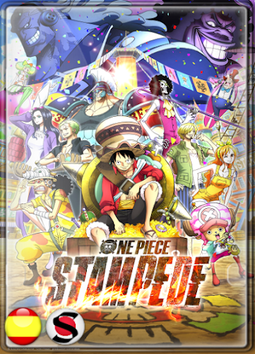 One Piece: Estampida (2019) FULL HD 1080P ESPAÑOL/JAPONES