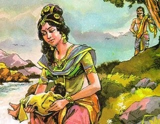 Bishma Ekadashi Ganga Story For The Bishma Orn
