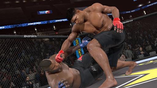 EA Sports MMA, Game Yang Dilarang Pemerintah