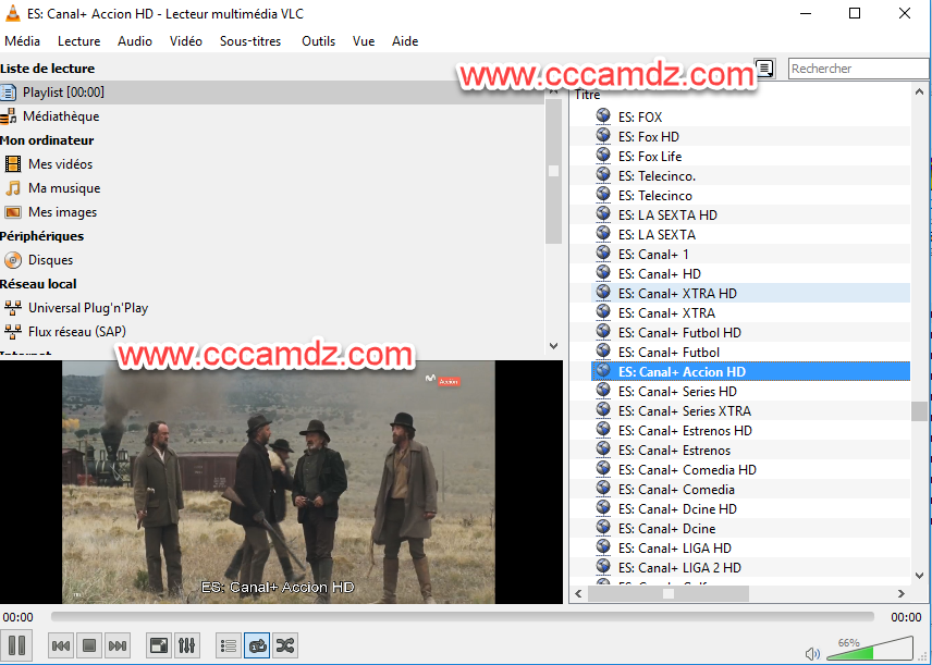 Download m3u Bein sport