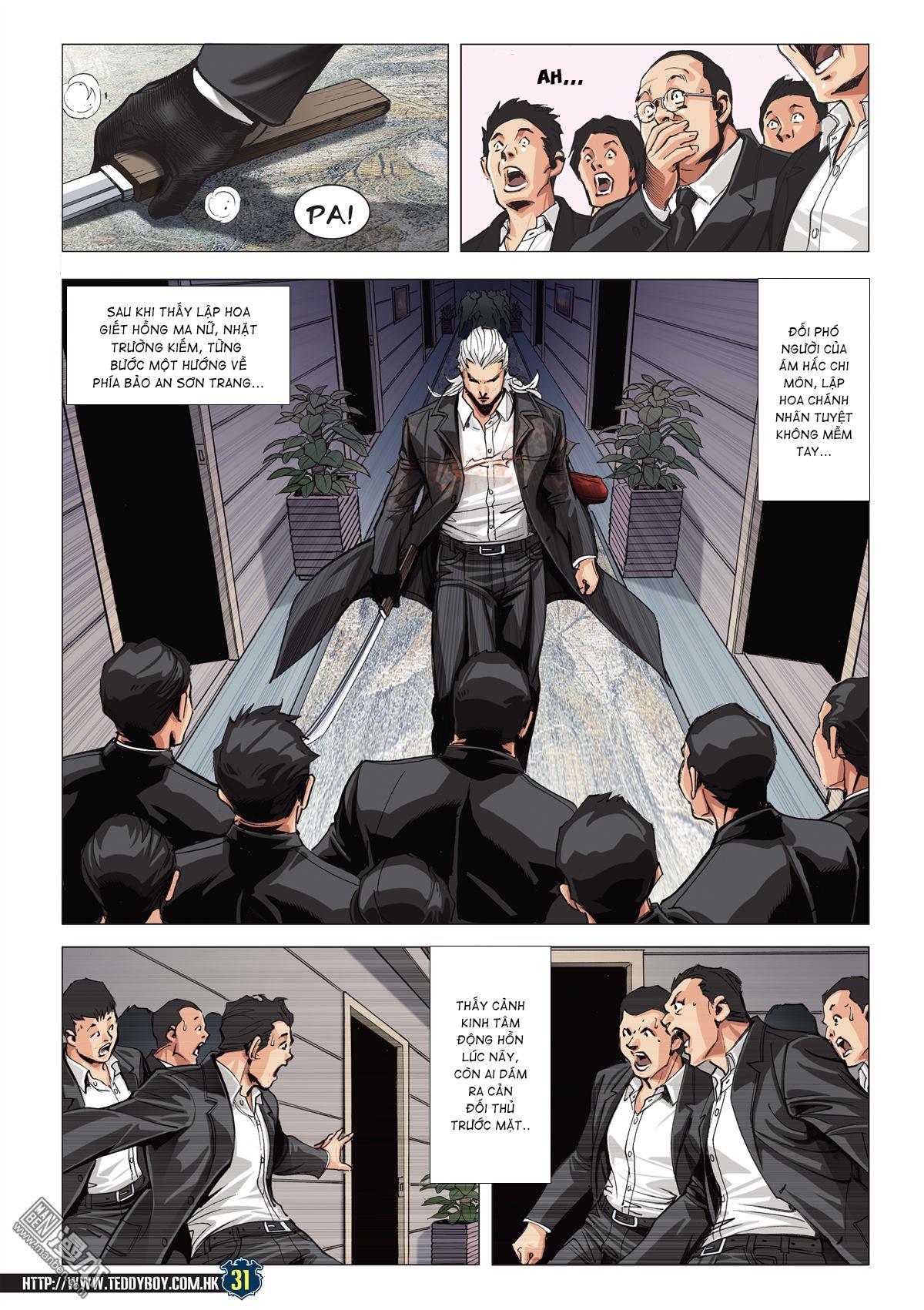 Người Trong Giang Hồ RAW chap 2072 - Trang 29
