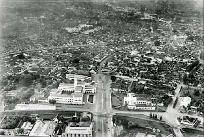 Sejarah Kota Surabaya, Foto Udara Kota Surabaya 1930