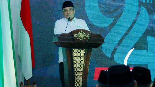Sebut Anies Gubernur Indonesia, Ketum PBNU Kritik Pemerintah Soal Kesenjangan Ekonomi