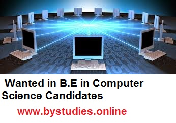 Direct Joining  B.E In Computer Science Candidates in Bangalore