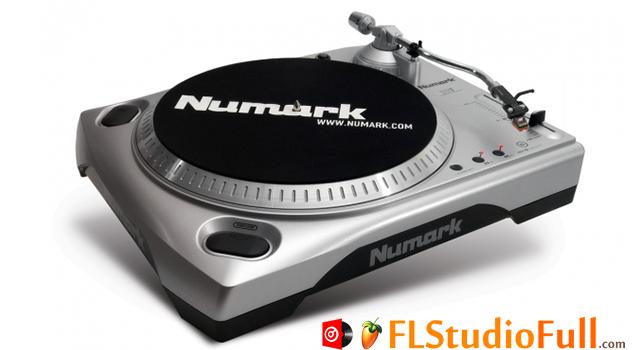 Toca Discos Numark TTUSB