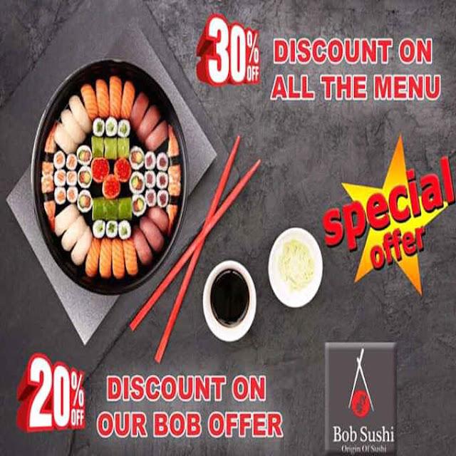 bob sushi