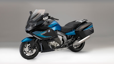 BMW K 1600 side angle Hd Image