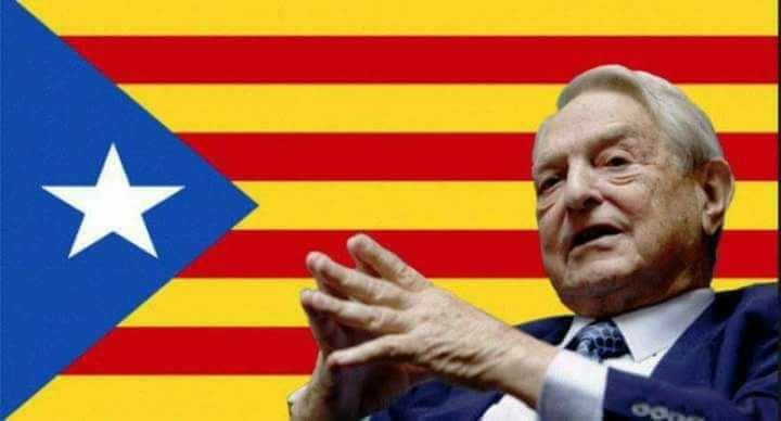 Image result for Soros Catalonia