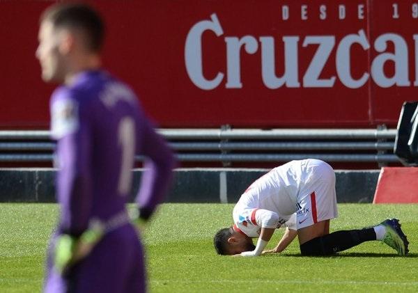Crónica Sevilla FC 3 - Real Sociedad 2