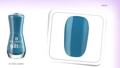 sistema de esmaltado gel sin lámpara de Essence