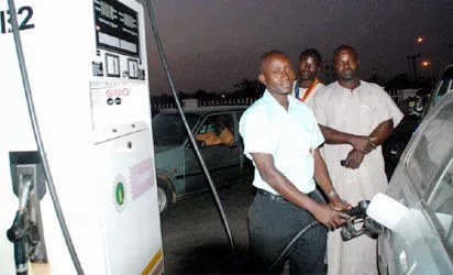 NNPC Mega Filling Station in Abuja.