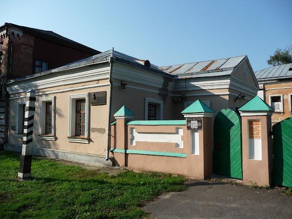 Ніжин. Музейний комплекс споруд «Поштова станція». 1750 р.