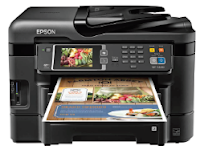 Work Driver Download Epson WorkForce WF-3640