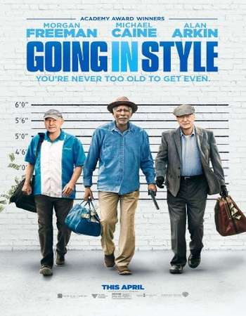 Going in Style 2017 Full English Movie BRRip Download