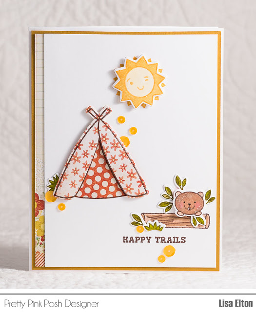My Paper Tales Pp 307 Happy Trails