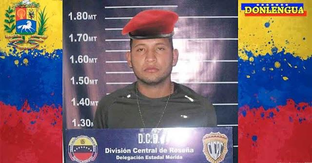 Este era el funcionario del CICPC que abusaba a menores de Mérida
