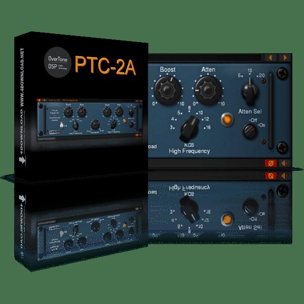 OverTone DSP PTC-2A v3.0.2 Full version