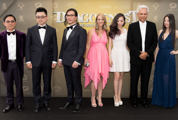 Dragon Nest Movie Crew