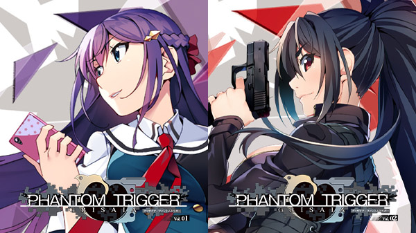 Grisaia: Phantom Trigger Vol. 4 llegará para Nintendo Switch en septiembre
