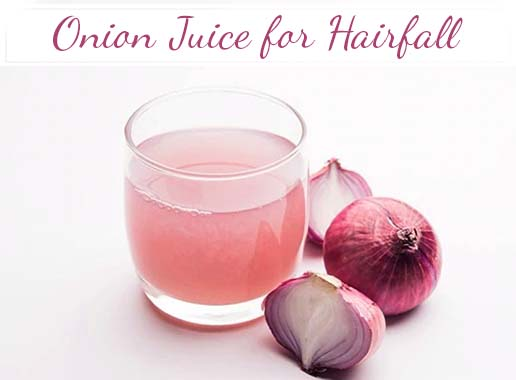 Onion juice Hair Mask