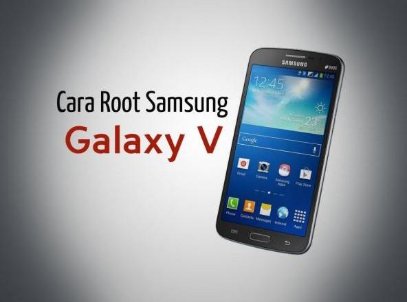 Cara Ngeroot HP Samsung Galaxy V