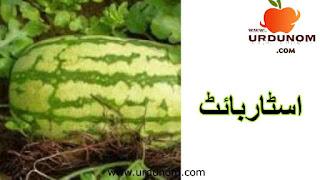 Health benefits of Watermelon in urdu