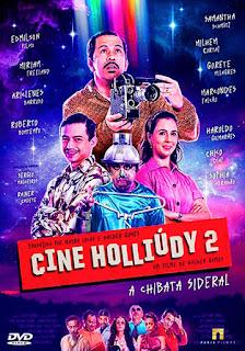 Cine Holliúdy 2: A Chibata Sideral - HDRip Nacional