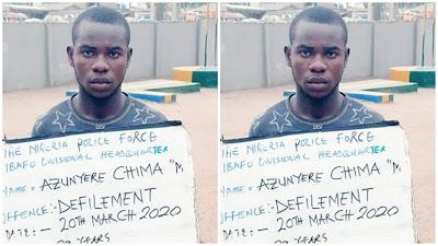 Teacher Rapes 14-year-old Pupil In Ogun