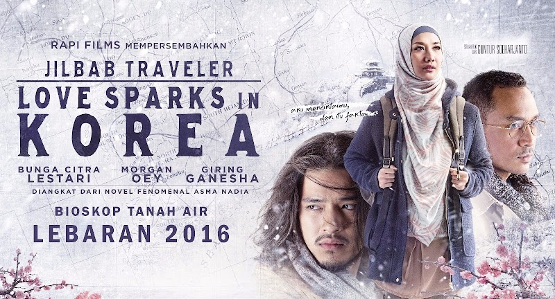 Review Jilbab Traveler Love Sparks In Korea