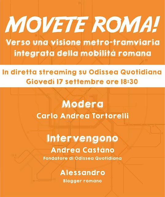 Movete Roma!
