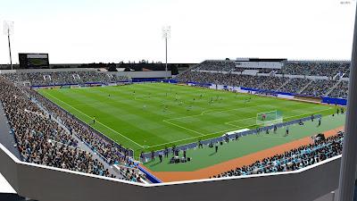 PES 2021 NHK Spring Mitsuzawa Football Stadium