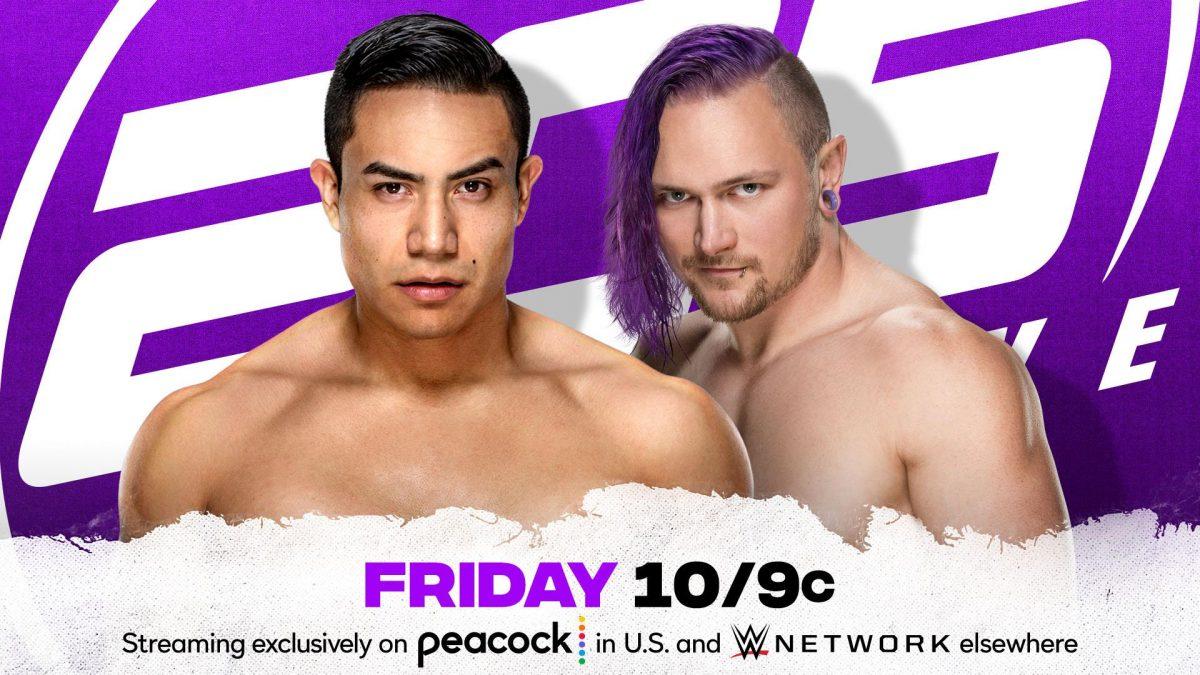 Cobertura: WWE 205 Live (23/07/2021) – Pelo mundo!