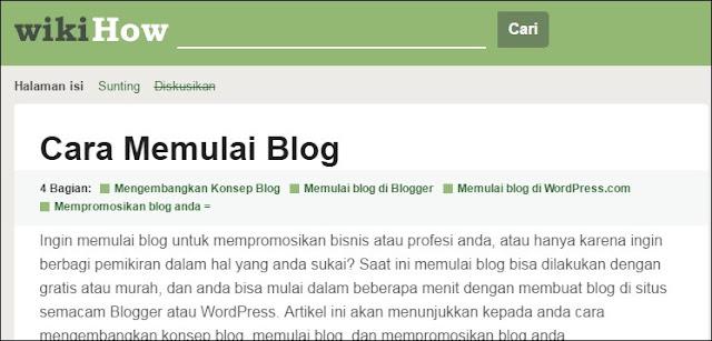 Cara Membuat Blog atau Situs untuk Bisnis Pulsa