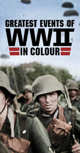 Greatest Events of WWII in Colour (2019-) ταινιες online seires xrysoi greek subs
