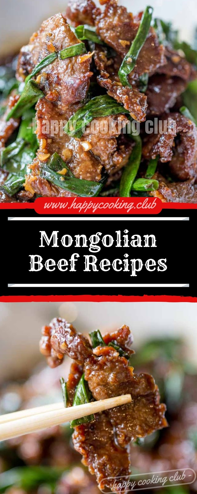Mongolian Beef Recipes