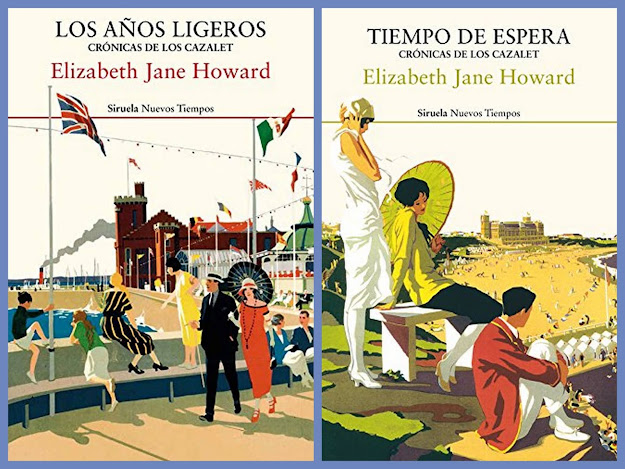 editorial Siruela, Crónicas de los Cazalet, Elizabeth Jane Howard