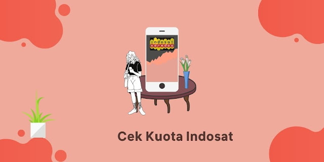 Cek Kuota Indosat