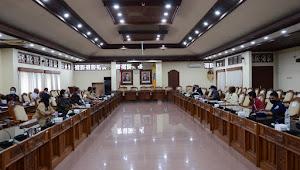 Tolak RUU Omnibus Law, Cipayung Plus Bali Gelar Audiensi Dengan DPRD Provinsi Bali